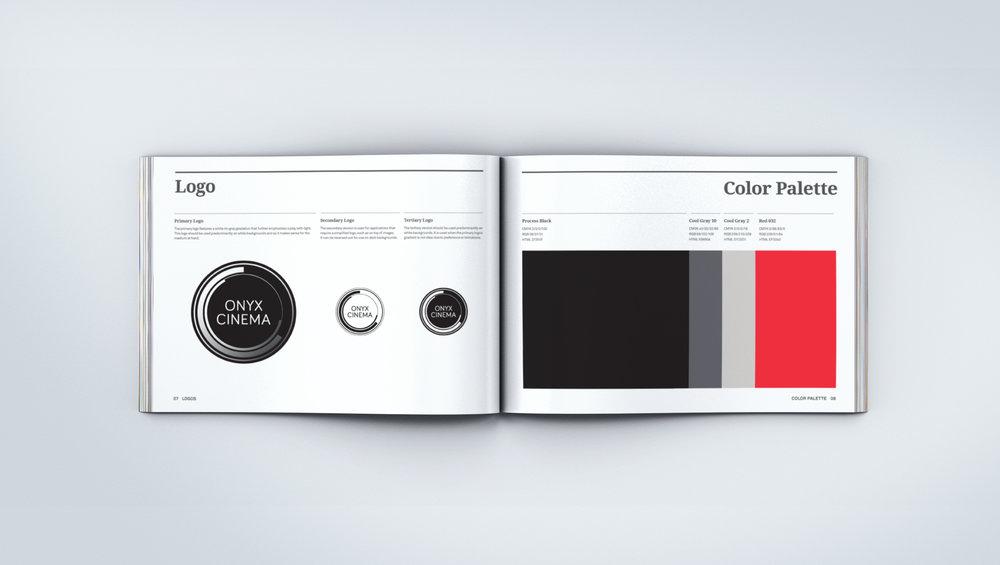 ONYX CINEMA   cinematography commercial video production   brand, print, digital, website, web design, brand guidelines