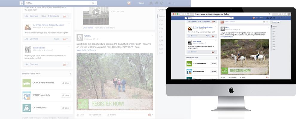 WEB DESIGN | web design, non-profit, county work | nature, natural beauty