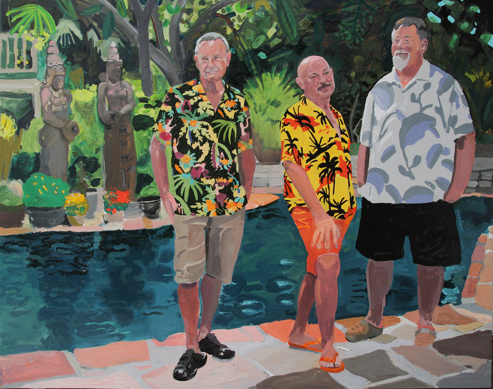 Steve, Danny and Alan