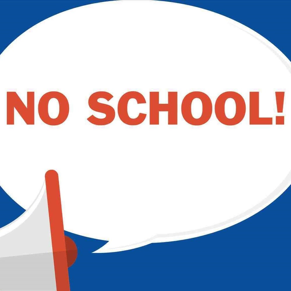 no school for conferences st paul city school rh stpaulcityschool org no school today clipart no school monday clipart