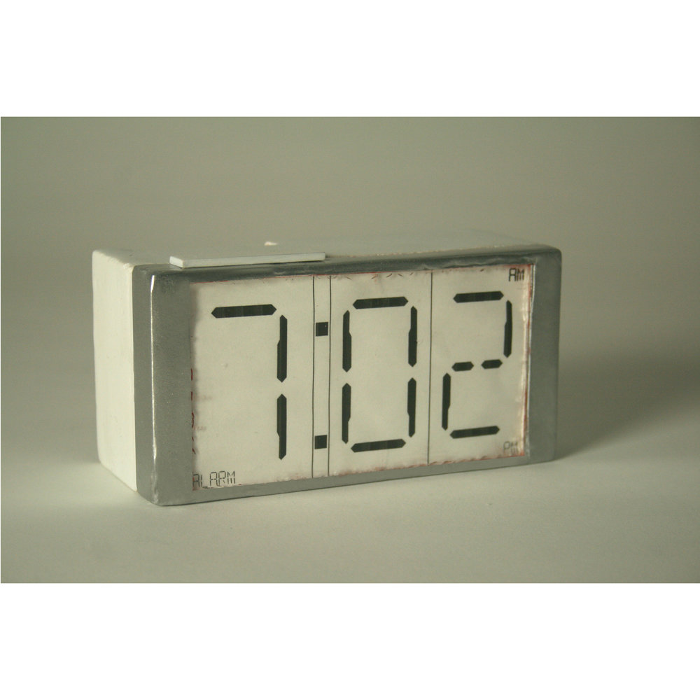 Adjective Clock