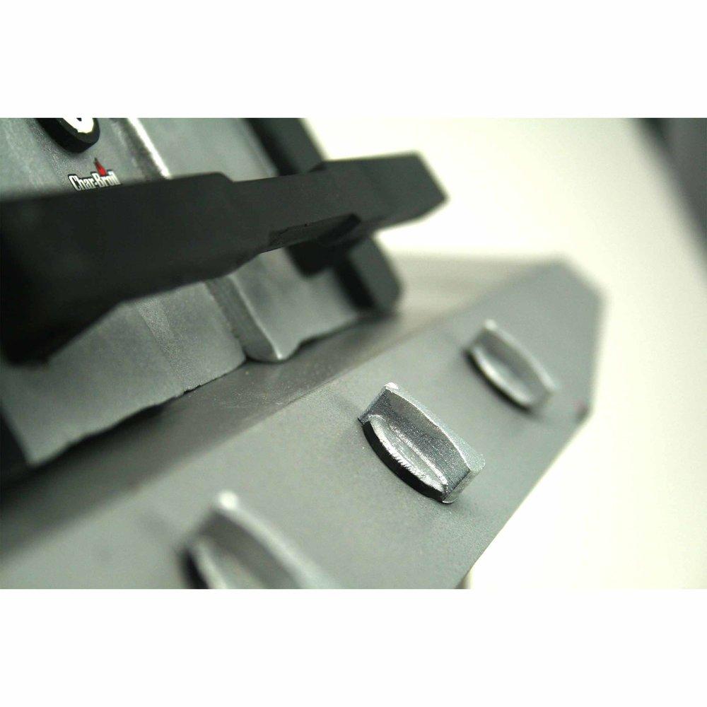 Knob close-ups
