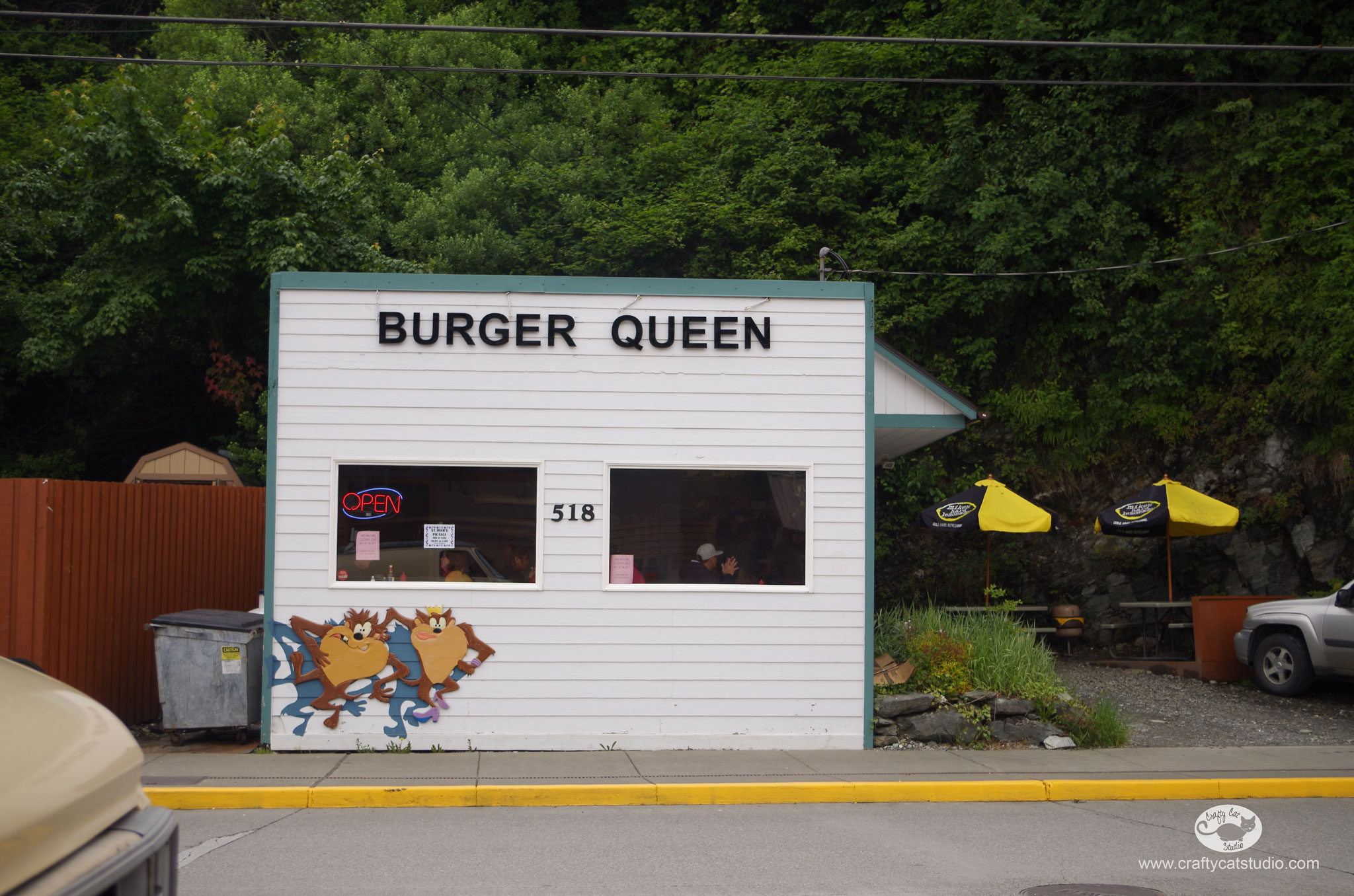 Ketchikan-BurgerQueen