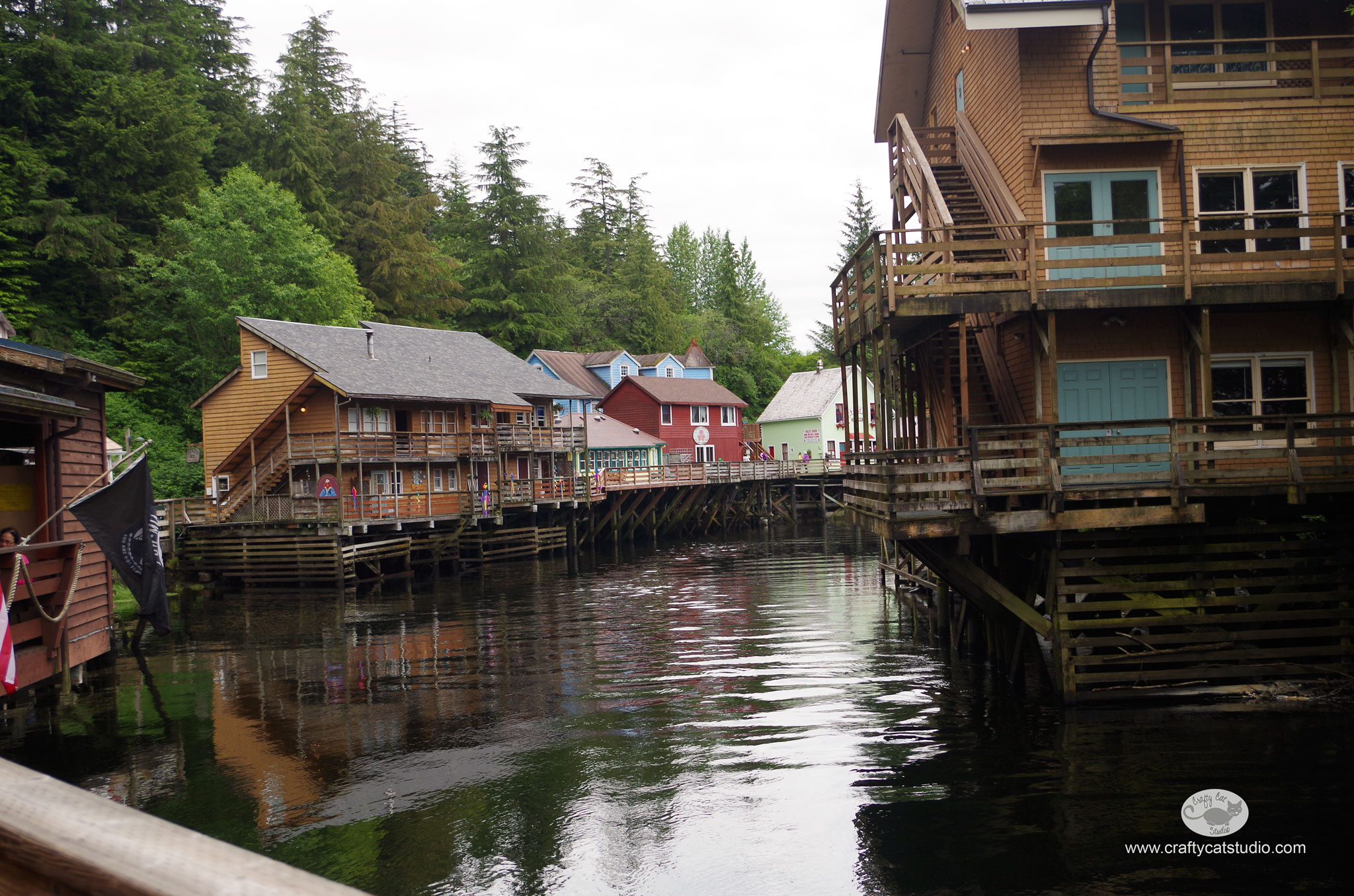 Ketchikan-CreekStreet