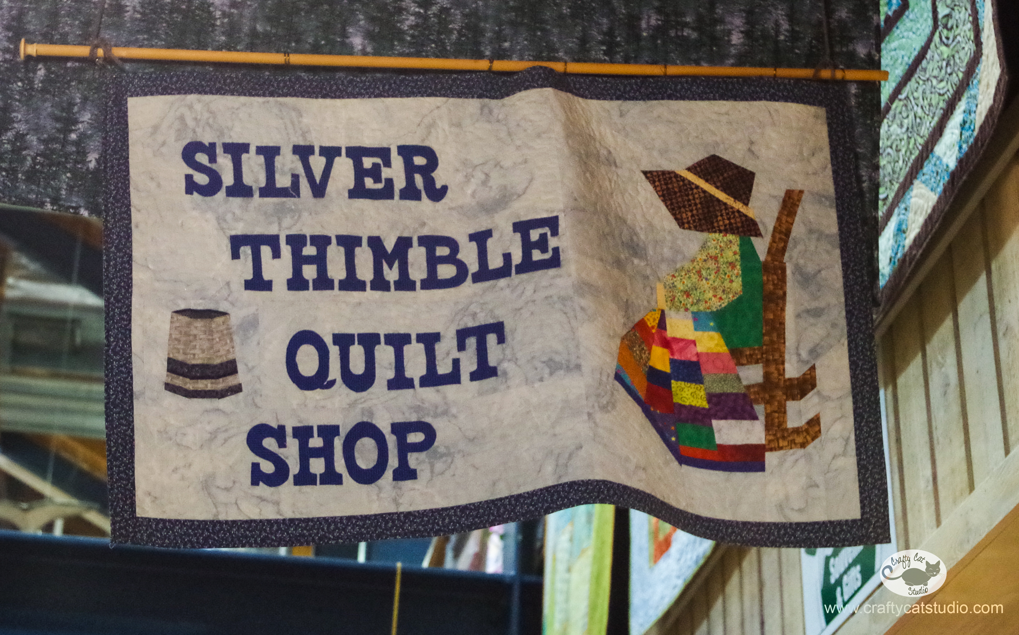 The Silver Thimble