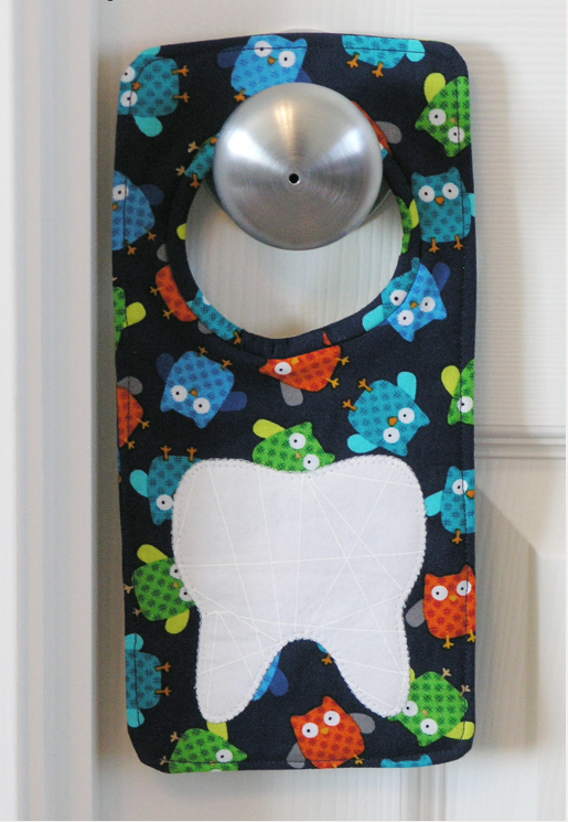 Sew Many Blocks - Tooth Pocket Pattern