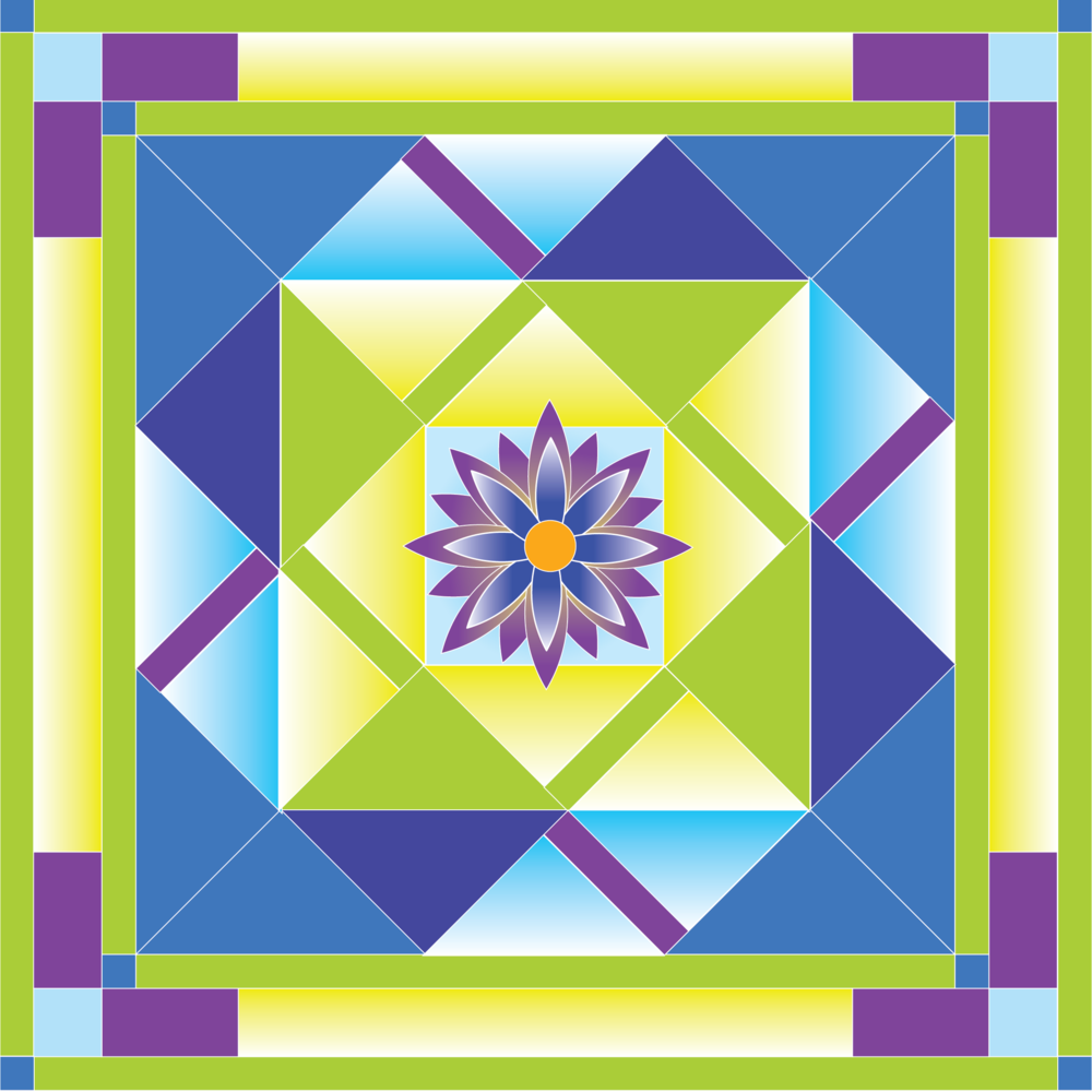 AccuQuilt Block Design Contest entry