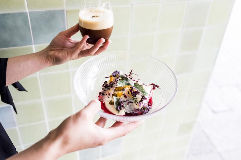 Bivouac Canteen & Bar  Mecca Express-o Martini Coconut Malabi