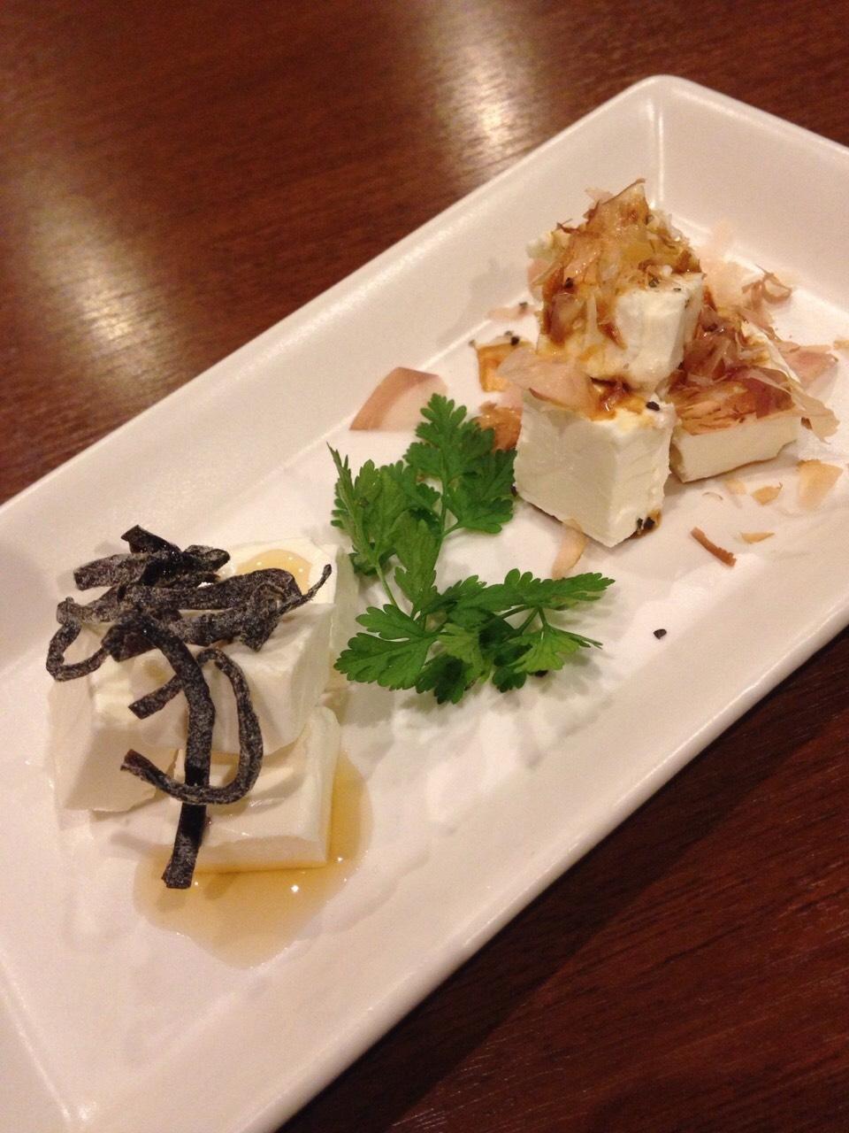 おつまみクリームチーズ 300円