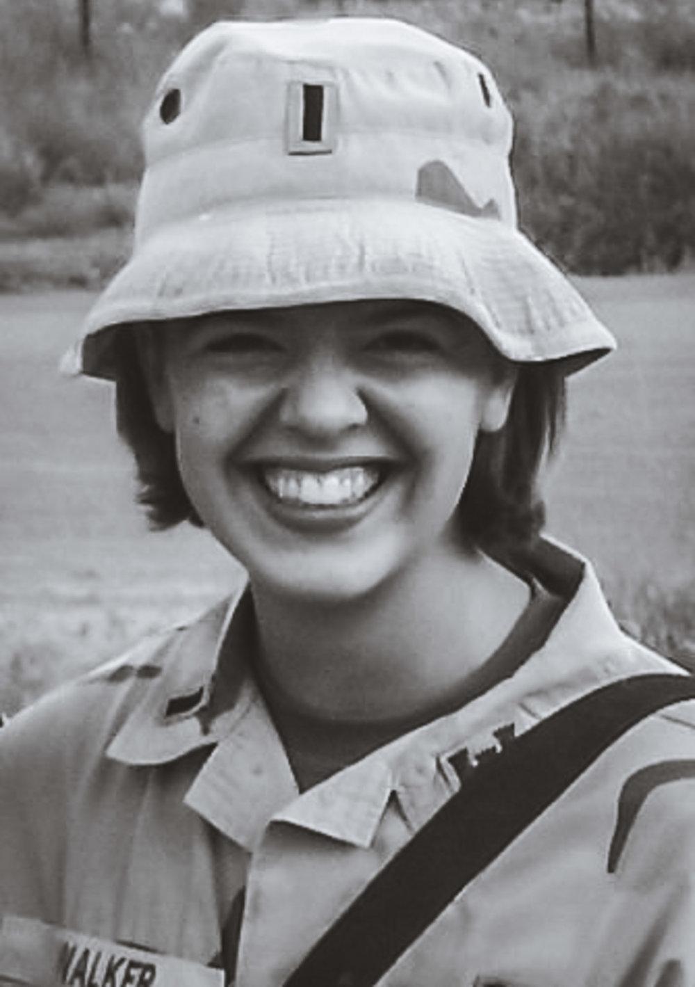 1LT Laura Walker, USMA '03