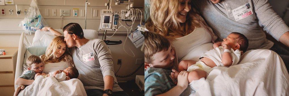 Becci Ravera Photography Family Newborn Photographer family and newborn