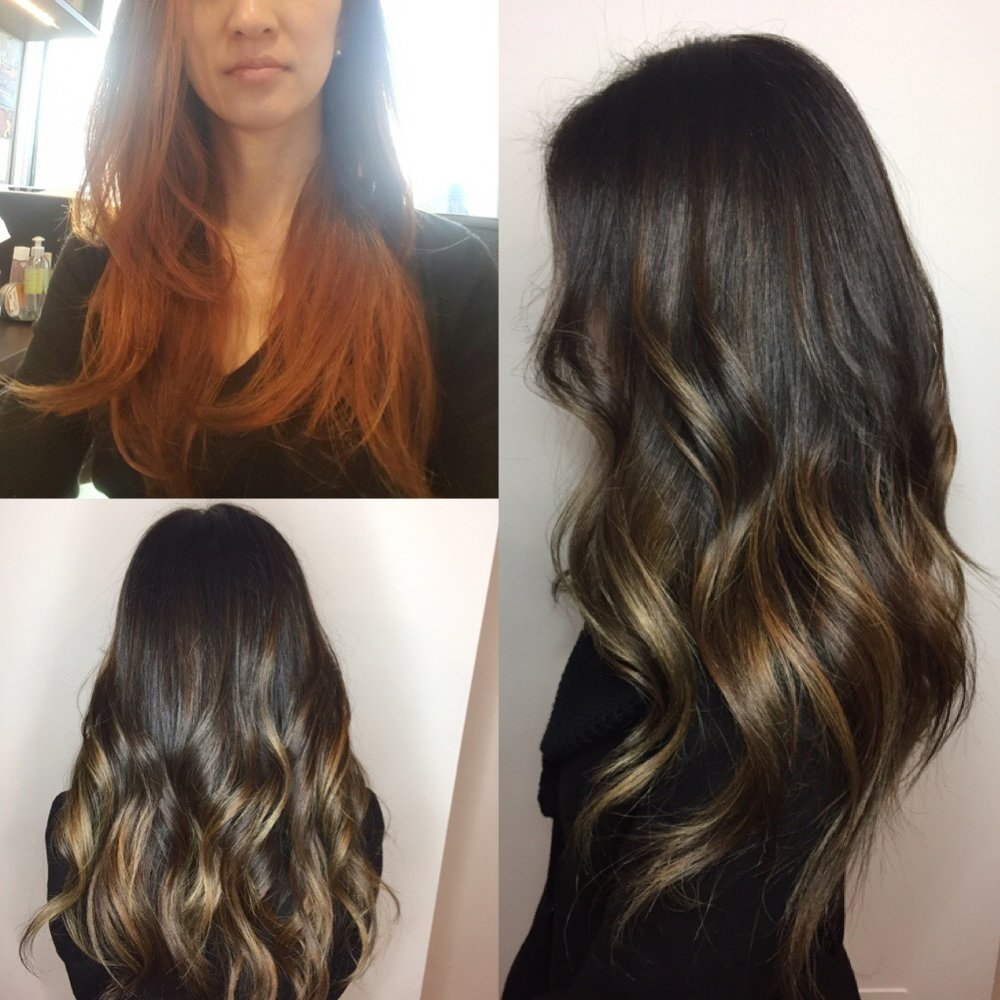 COLOR CORRECTION DONE BY : NINA AND AMANDA (4 HOUR TEAM WORK)