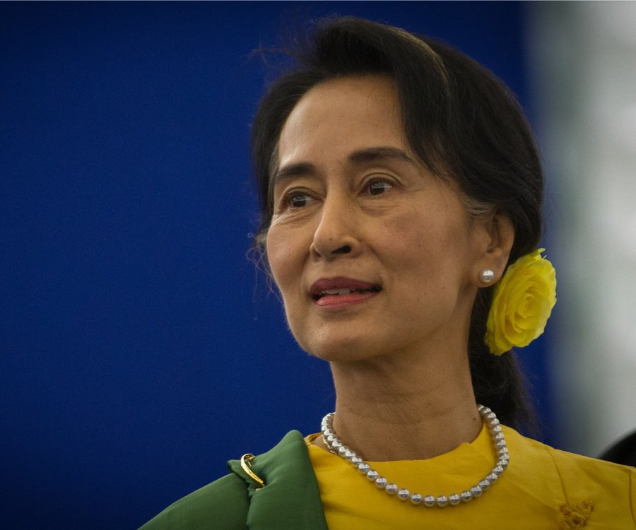 Aung San Suu Kyi After Rick's first trip to Myanmar (Burma) in 1988, one of eight trips, the 8888 Uprising completely changed the trajectory of his life. Aung San Suu Kyi has been his hero ever since, and taught him that being a stand for something can impact a nation and the world.
