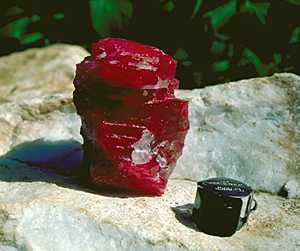 We were able to successfully facilitate exporting $100m of Burmese ruby to Japan during our eight trips.