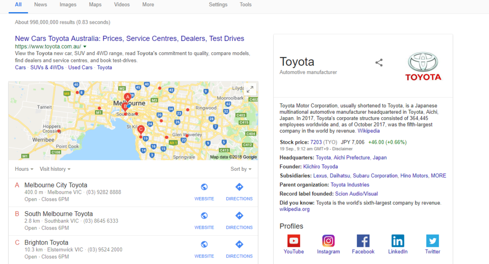 Toyota's Google My Business.png