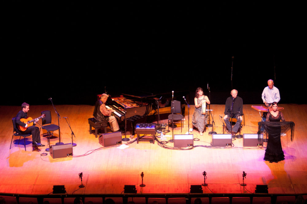 The Nomadic Piano Ensemble National Concert Hall, Dublin