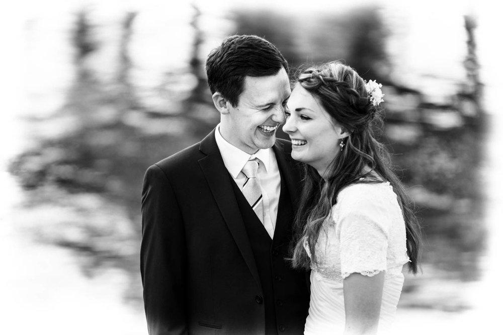 Wedding Photographer Nottingham - Bride and Groom