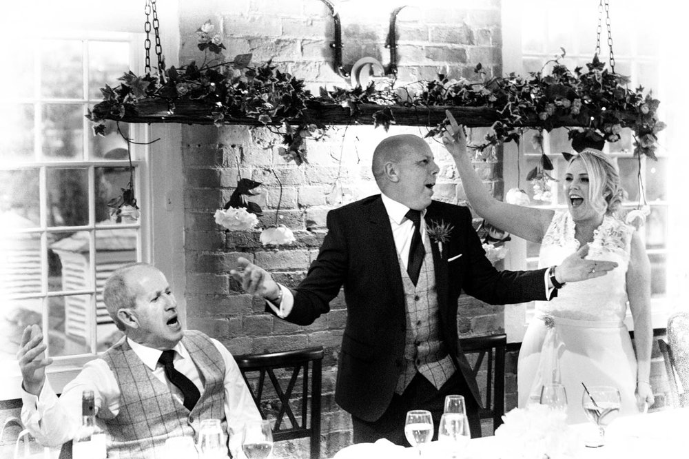 Wedding Photographer Nottingham - Wedding Party
