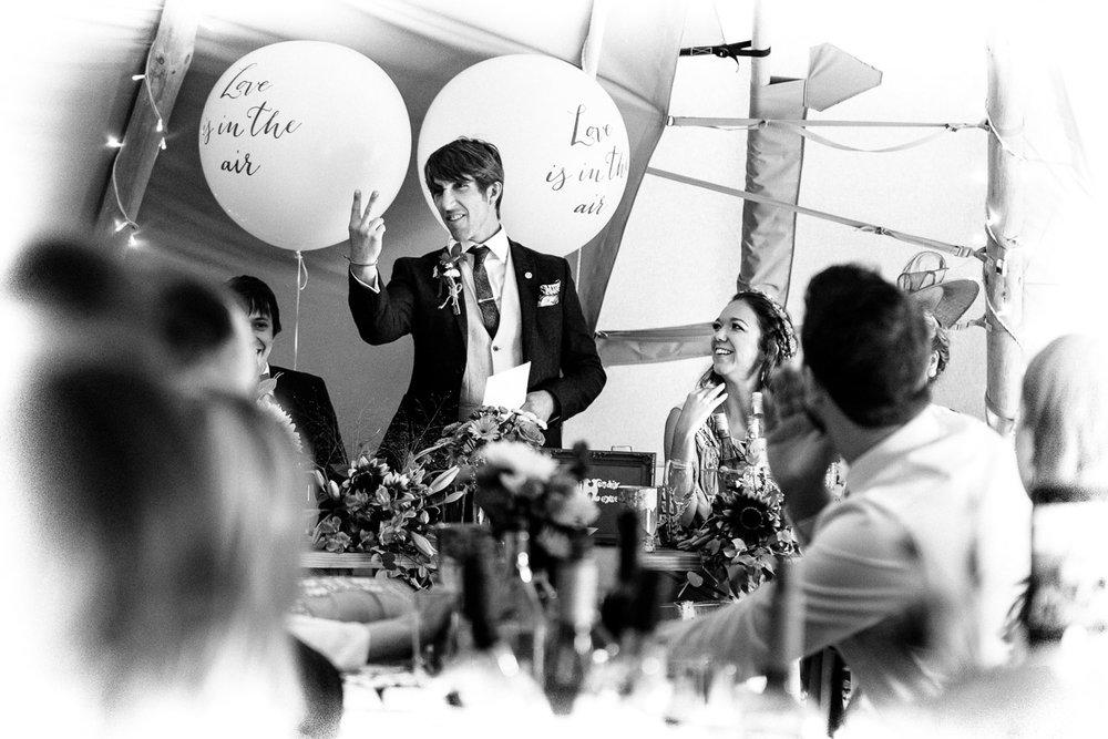 Wedding Photographer Nottingham - Wedding Guests