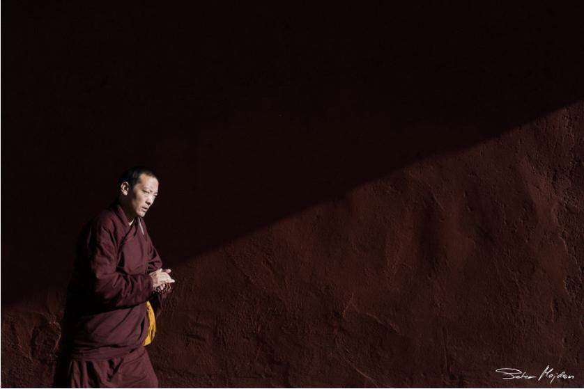 Tibetan China -