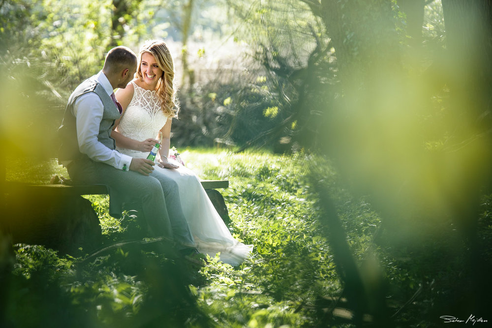Hothorpe Hall Wedding Photography