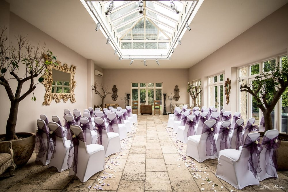 woodborough hall ceremony room