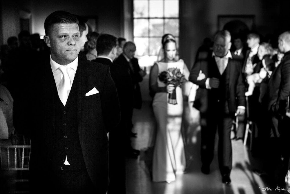 stubton hall wedding ceremony