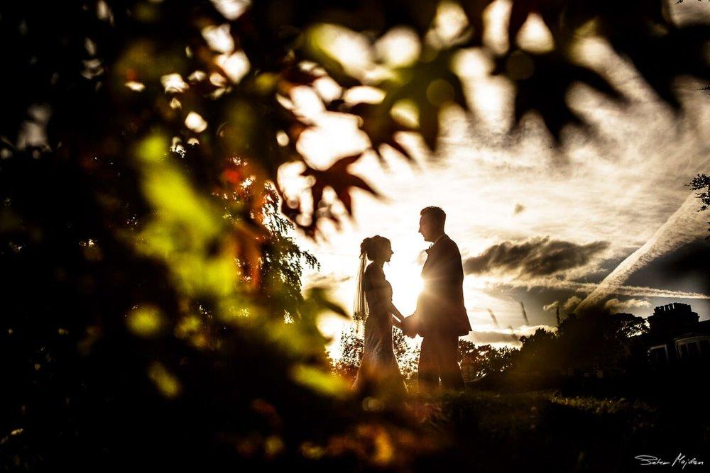 ringwood hall sunset portrait