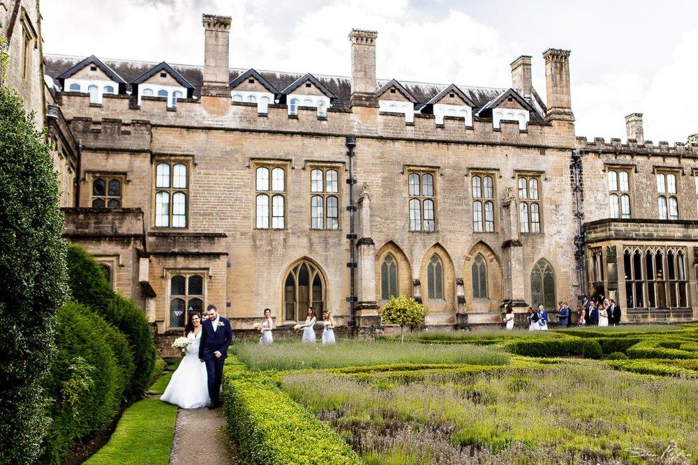 Newstead Abbey wedding photography