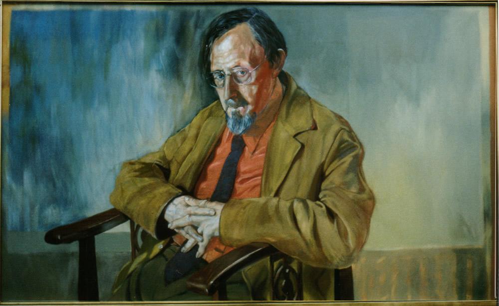 Leonard Jolley - 1979 92x145cm