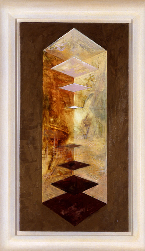 Exchange II - 66x48mm - 1996