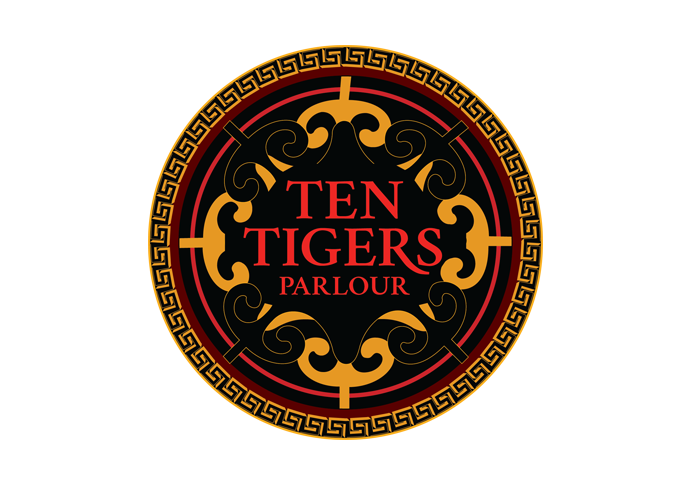 Ten Tiger Parlour Logo