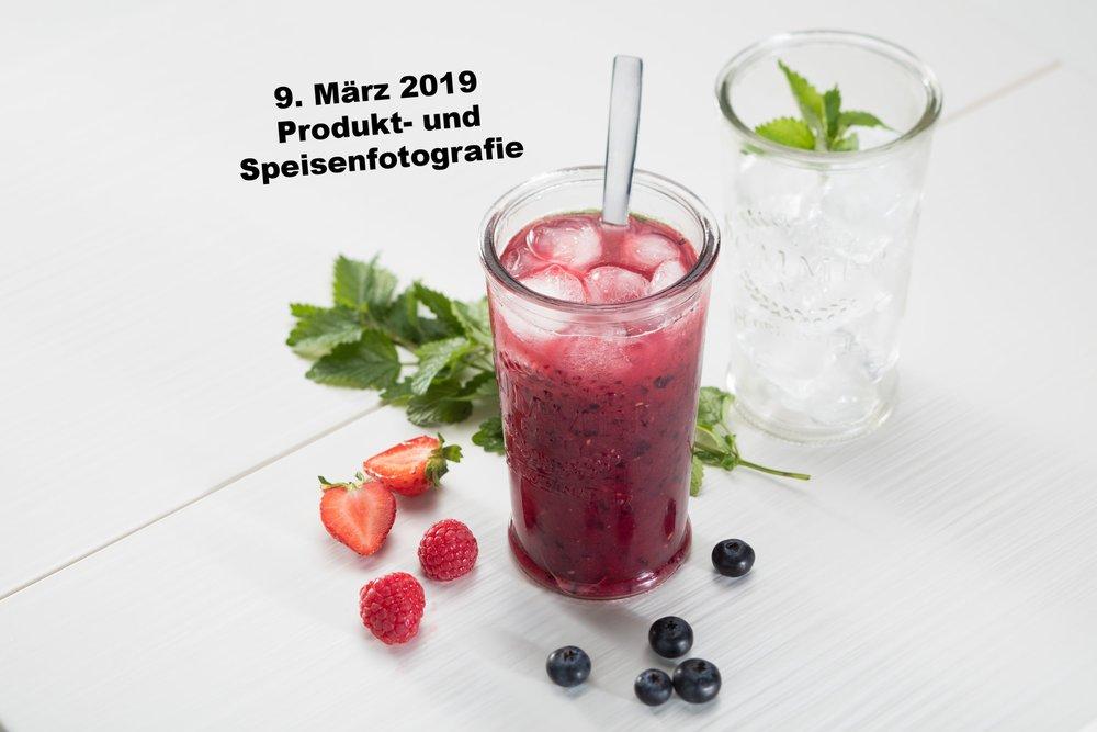 Praxisworkshop Produkt- und Speisenfotografie   Tipps und Tricks der professionellen Produktfotografie im Studio