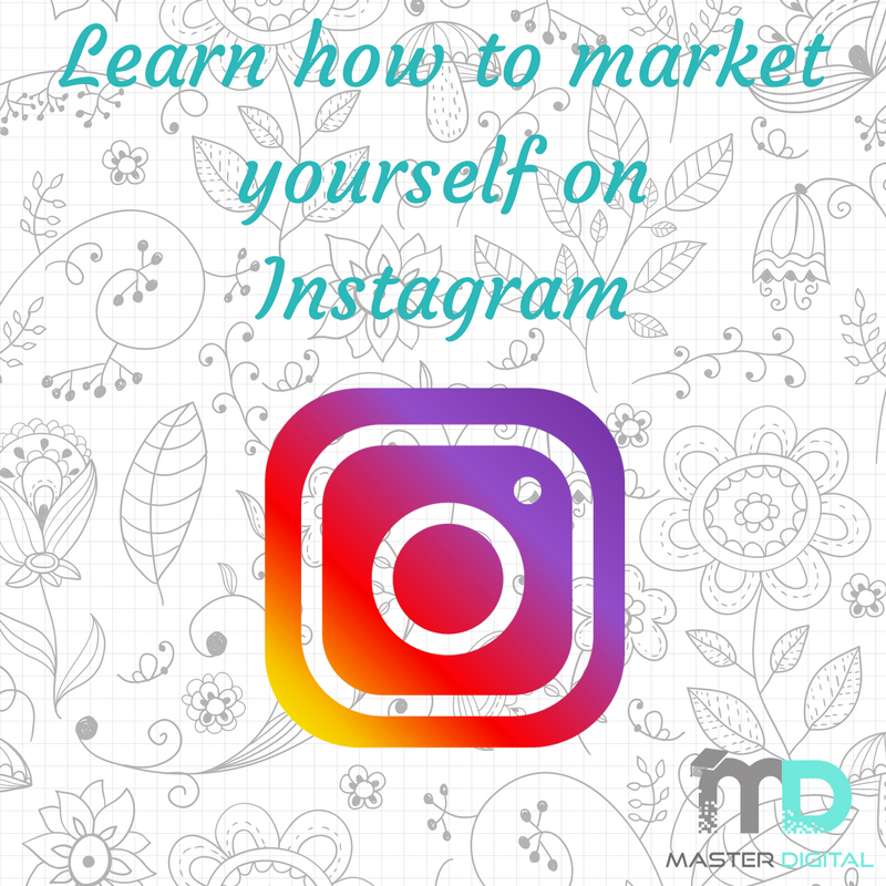 Learn how to market yourself on Instagram