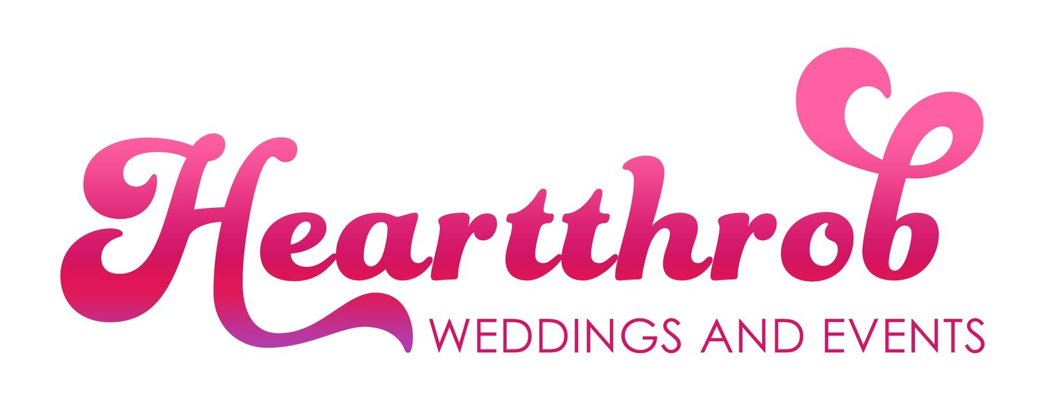 Heartthrob Weddings | Wedding Planning & Event Design