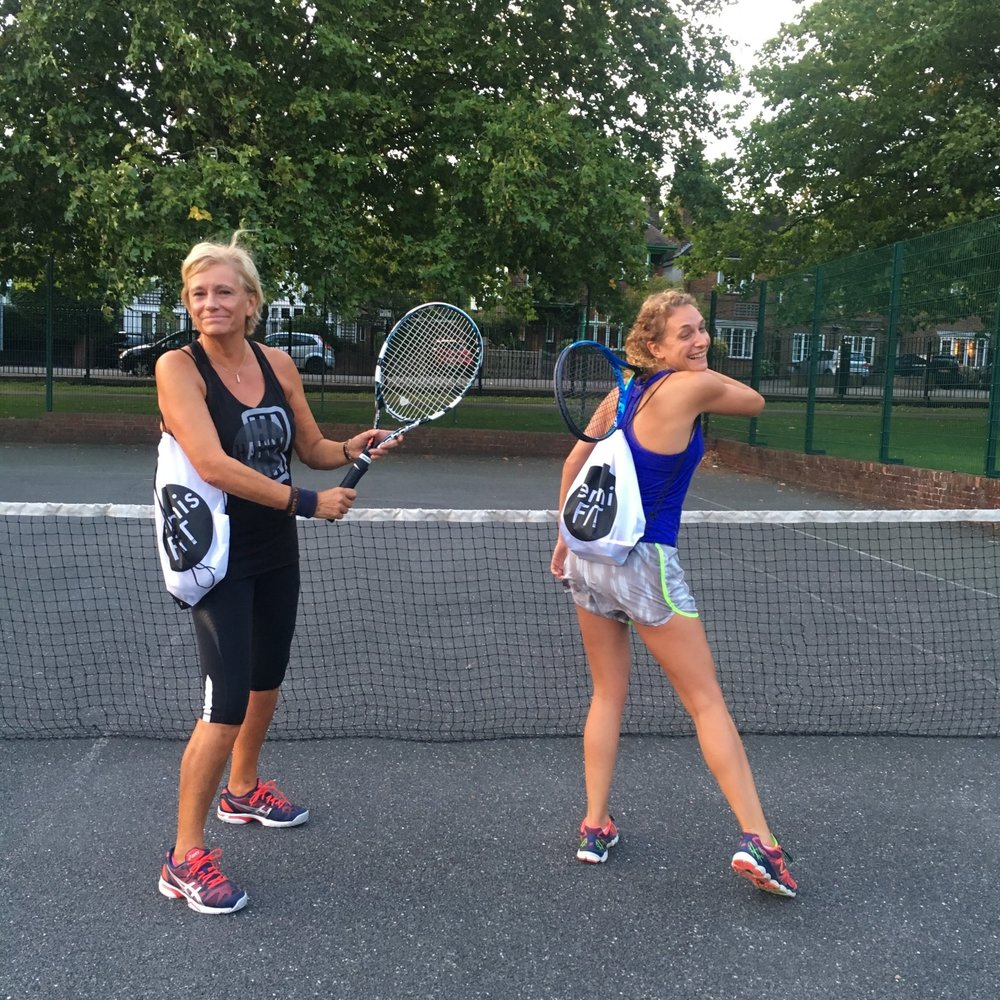GROUP TENNIS CLASSES        FOR CHILDREN AND ADULTS - TennisFIT offers range of group tennis classes for children, all age and levels and adults from beginners to advanced player. At the moment we operate in public parks in Raynes Park and Wimbledon area.Would you like to have TennisFIT class in your area - give us a shout.