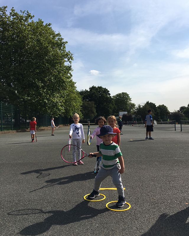 Well done to all our mini TennisFIT'ers who attended our camp this week 🎾 We hope you had as much fun as we did! We will be running an extra camp on Monday 3rd of September 10-2pm, to book on head over to our website (🔗 in bio) #kidscamp #minitennis #wimbledon #summercamp #merton