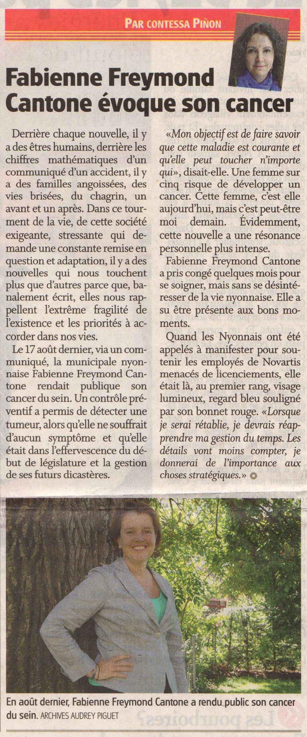 <b>2012-01-03</b> - La Côte