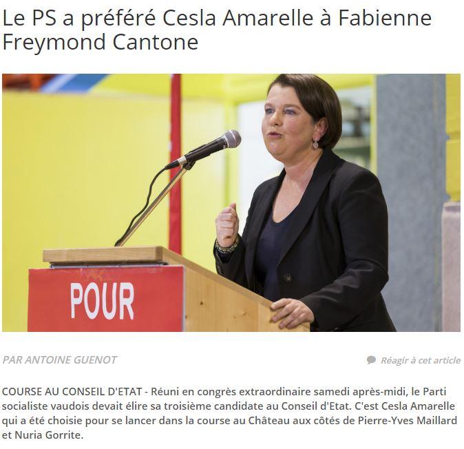2017-01-14 La Côte
