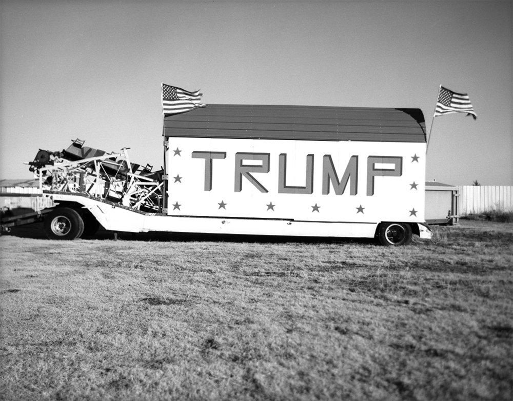 Donald Trump Roller Coaster 2016