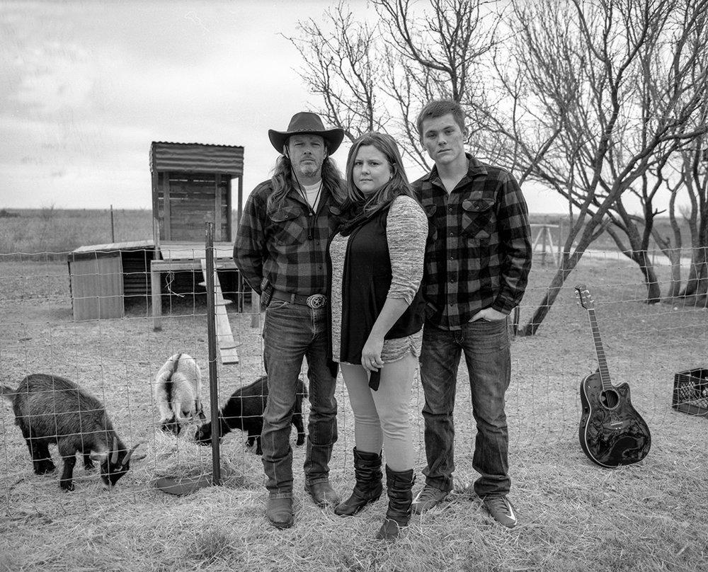 Heather, Sean and Derrick
