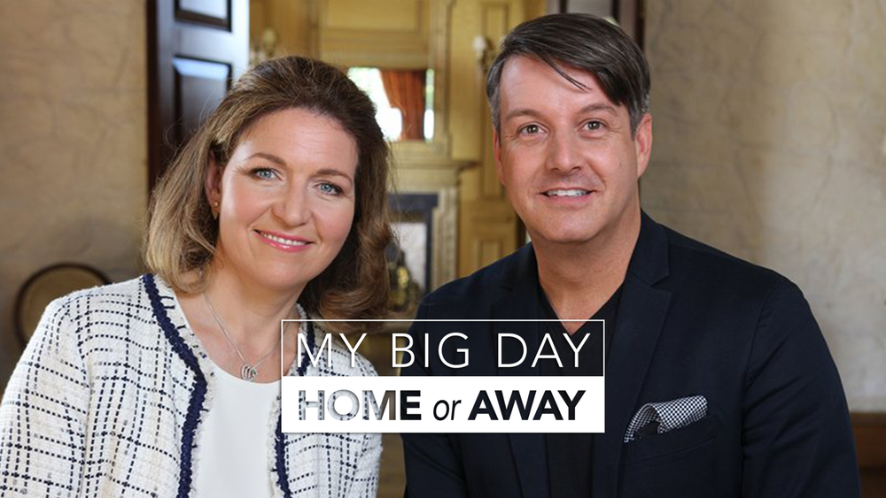 Find out the information on brand new RTÉ2 wedding series, My Big Day: Home or Away and apply to be a part of the new series.