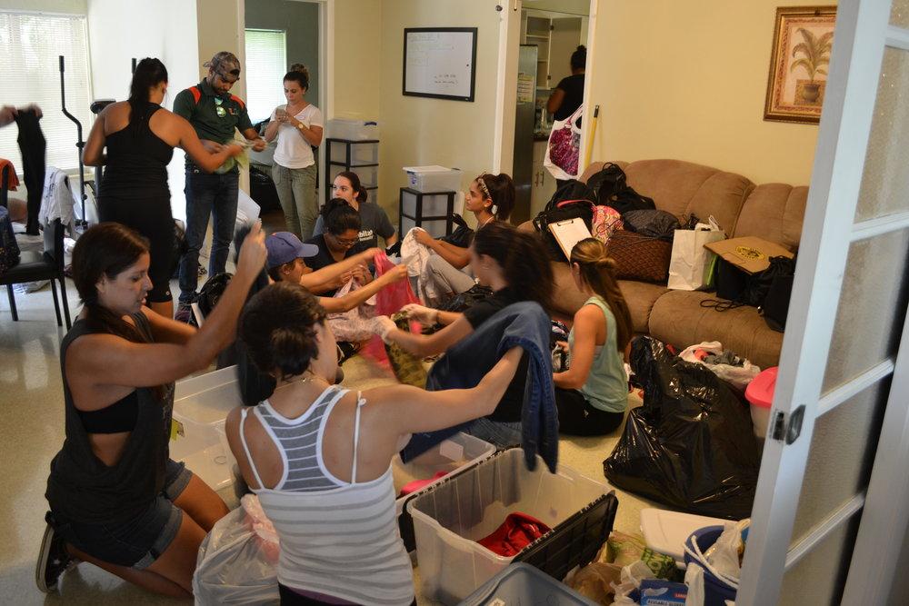 Refuge For Women Volunteer Day