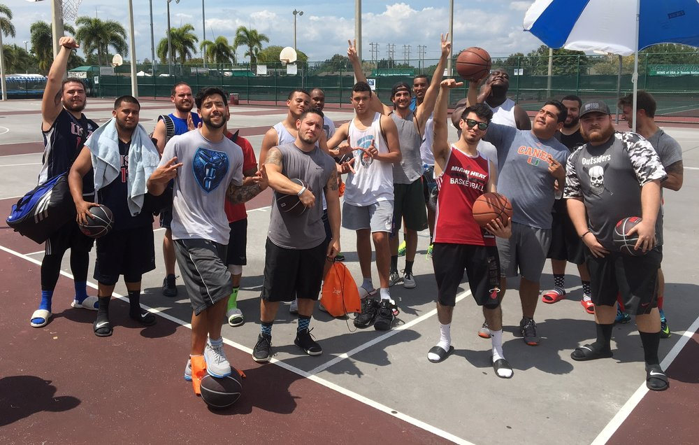 Basketball Tournament -