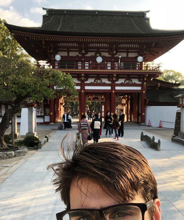 Dazaifu was lit 🔥 10/10