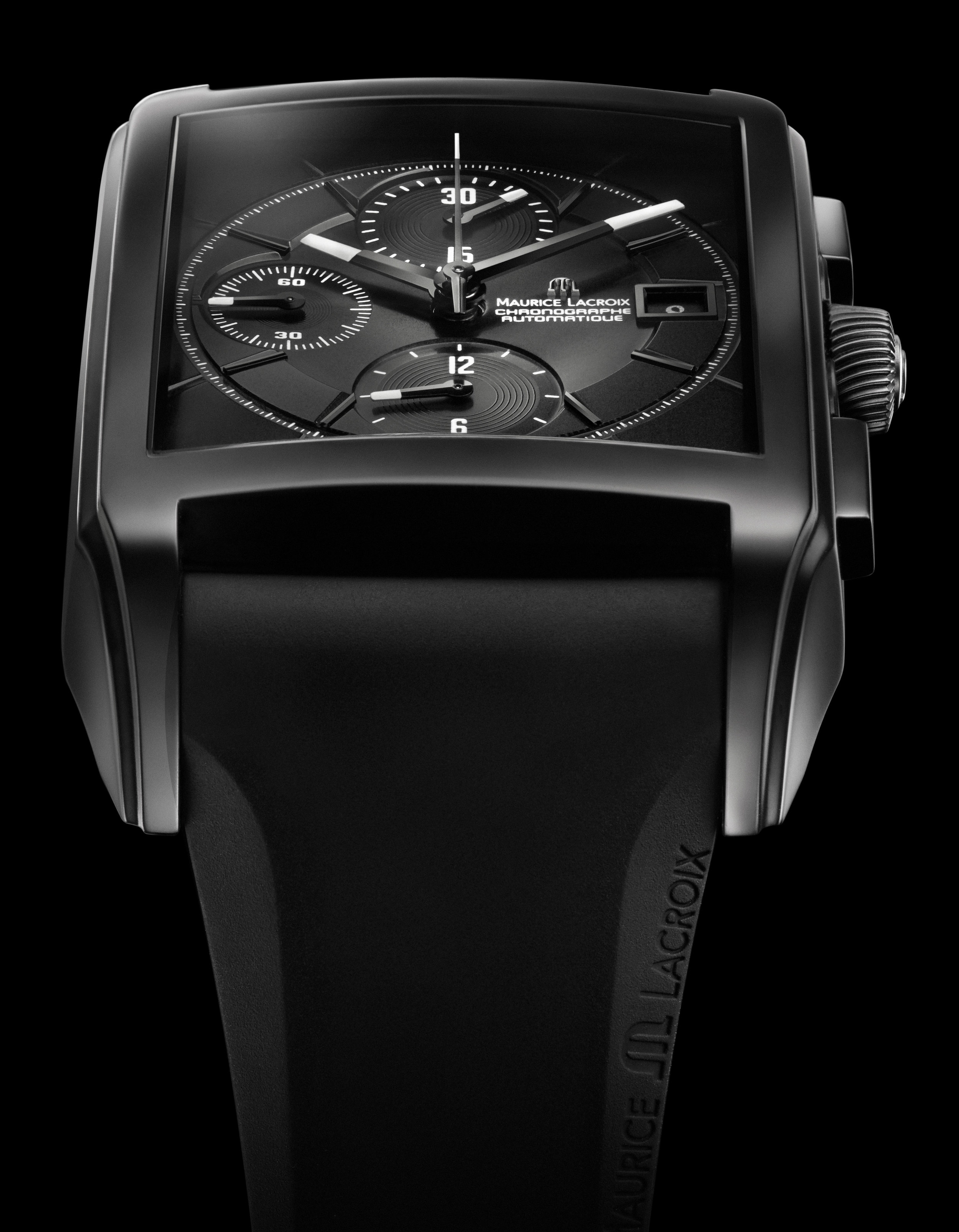PT Chronographe Rectangulaire Full Black_B
