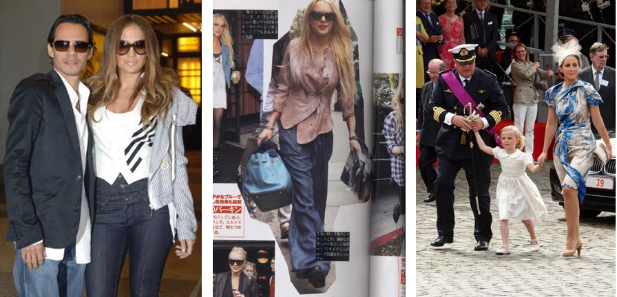 Jennifer Lopez, Misha Barton and Princess Claire of Belgium alike have been spotted wearing Tim Van Steenbergen