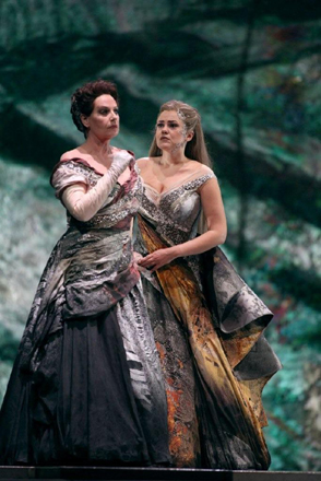 Costumes by Tim Van Steenbergen for La Scala