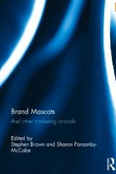 Brand Mascot book cover