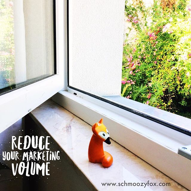 🦊Reduce your marketing volume🦊  Have you noticed how it's become increasingly difficult to market your business recently? How intolerant people have become to constant self-centered bombardment by brands? How super-sensitive they are to any signs of fake, dishonest marketing messages, unliking your page, unfollowing you on Instagram and unsubscribing from your newsletters? I certainly notice this more and more often. It might seem counterintuitive, but the irony of my work is that, being a branding fox myself, I really dislike the marketing methods most companies employ. It's rarely fun, and most often slightly annoying, and I personally switch off whenever someone tries to market their stuff at me aggressively.  I think that the problem with marketing is that it often triggers company owners to speak from the place of their ego, rather than from the place of their authenticity. And this kind of ego-talk is a big turn-off. For me, marketing is just your communications about who you are, and what you sell. It's that easy, and yet it's extremely hard for many people to grasp.  It can be fun, it can be creative, it should definitely help you sell your product, but it should be truthful. Good, authentic marketing requires a big shift of consciousness. And until it's achieved, many people will be expecting brands to turn down their marketing volume, big time.  #authenticmarketing #voice #branding #brandstrategy #marketingconsulting #marketingagency #logos #truth #ego #authenticity #socialmedia #artdirection #brandmascots #communications #brandcommunications #schmoozyfox #marketing #startups #entrepreneurship #productlaunch #consciousness